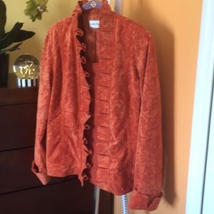 CHICO'S. Blouse and Blazer Set.